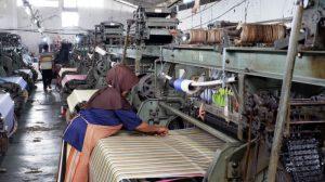 Kewirausahaan Yayasan di bidang textil6